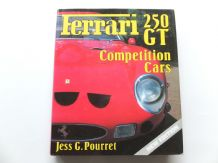 Ferrari 250GT Competition Cars (Pourett 1987)